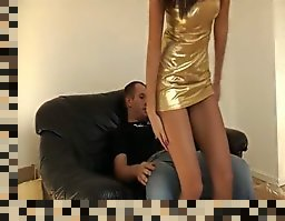 long legs creampie
